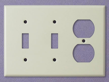 duplex_outlet_2_toggles_switch_plate