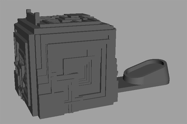 br-stand-3d-model
