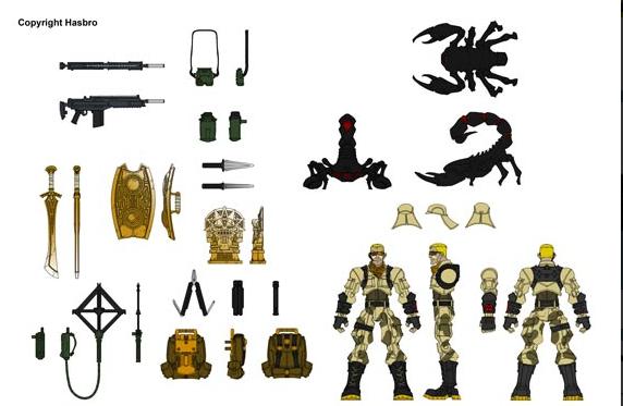 sigma-6-scorpion-concept
